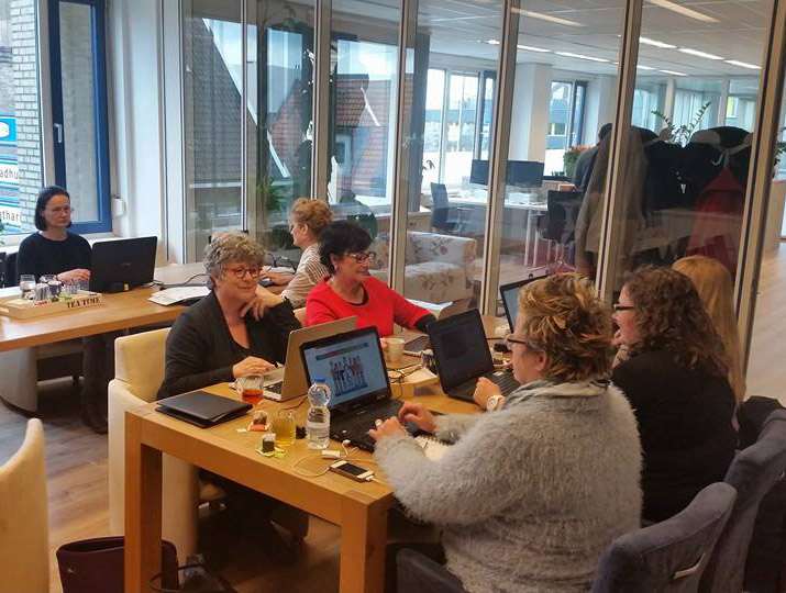 Workshop gebruik website.